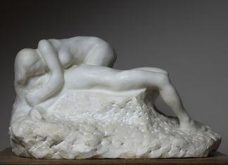 Auguste Rodin, La morte di Adone, 1891. Parigi, musée Rodin © Musée Rodin, photo Adam Rzepka