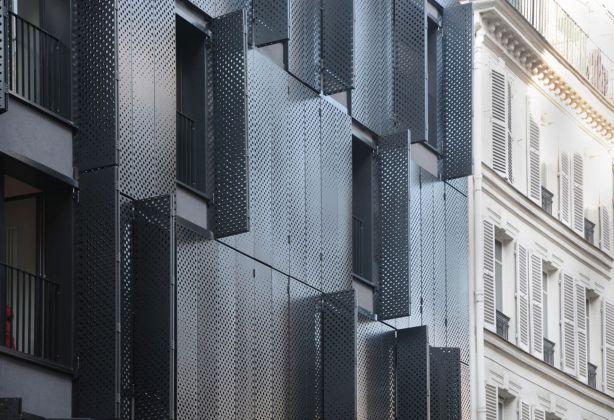 Avenier Cornejo architectes, Rue Legendre, Parigi © Serge Barto