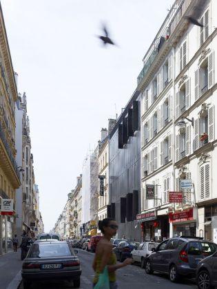 Avenier Cornejo architectes, Rue Legendre, Parigi © Stéphane Chalmeau