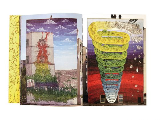 Blu, Minima muralia (Zooo Print&Press)