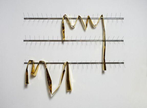 Bruna Esposito, Statistica, 2014. Courtesy l'artista e FL Gallery, Milano. Photo Antonio Maniscalco