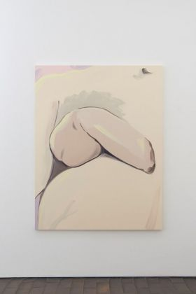 Celia Hempton, Eddie, 2015. Courtesy Galleria Lorcan O'Neill, Roma
