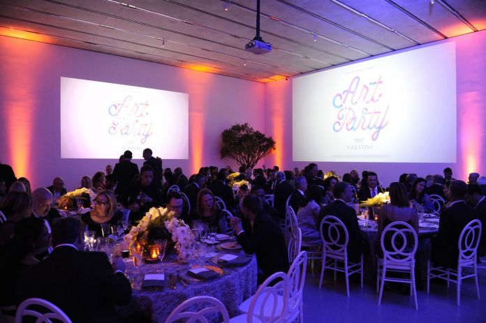 Chef's Table atmosphere, World Red Eye, PAMM Art of the Party, Miami 2018