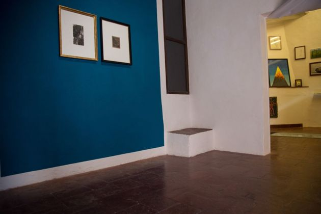 Collezione Luigi Presicce. Museo d'Inverno, Siena 2018. Photo credit Cinzia Jovine