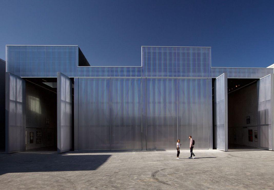 Concrete, Front Exterior. Image credit Mohamed Somji, Photo courtesy Alserkal Avenue