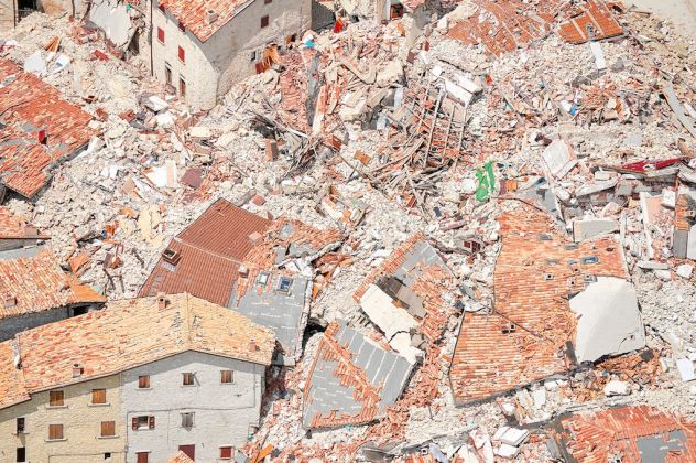 Olivo Barbieri Marche (earthquake)