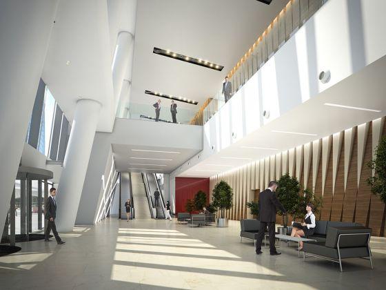 Daniel Libeskind, CityLife Central Tower. (c) Struttura Leggera