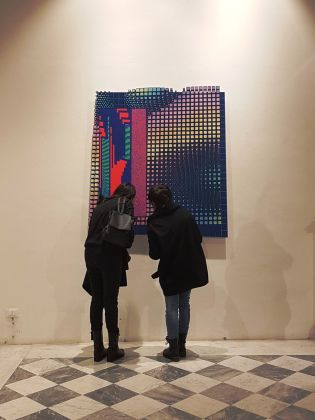 Demsky. Contemporary Cluster, Roma 2018