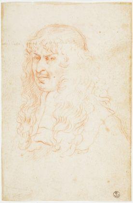 Elisabetta Sirani, Ritratto del conte Annibale Ranuzzi. Firenze, Gallerie degli Uffizi, Gabinetto dei Disegni e delle Stampe