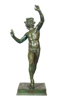 Fauno danzante, seconda metà del I sec. a.C., MANN, Napoli
