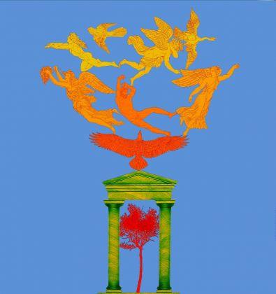 Fernando De Filippi, L'albero del mondo, 2004