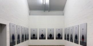 Filippo Berta. A nostra immagine e somiglianza. Exhibition view at Galleria Massimodeluca, Venezia Mestre 2018
