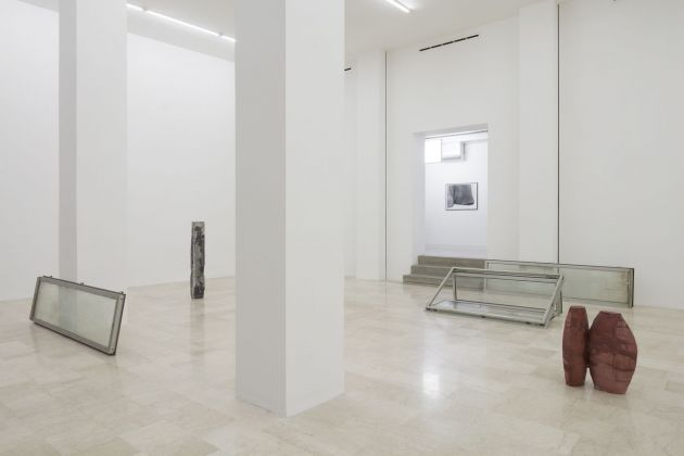Foreign Bodies. Installation view at P420, Bologna 2018. Photo C. Favero