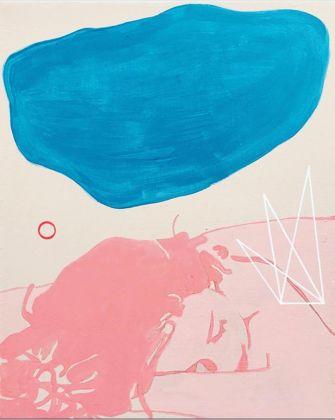 Francesco Liggieri, Sleeping by myself, 2017