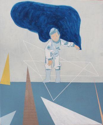 Francesco Liggieri, Volevo fare l'astronauta, 2015