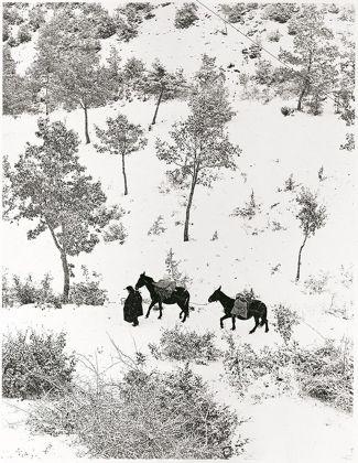 Fulvio Roiter, Norcia, Ombrie, Terre de Saint François, 1955 © Fondazione Fulvio Roiter