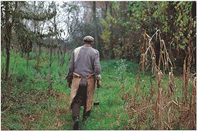 Fulvio Roiter, Un uomo senza desideri, 2005 © Fondazione Fulvio Roiter