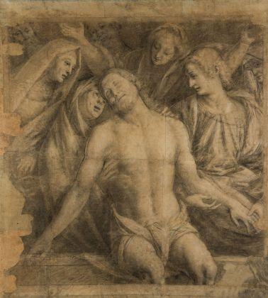 Gaudenzio Ferrari, Pietà, 1530 ca. Pinacoteca dell'Accademia Albertina di Belle Arti, Torino. Photo Fabio Amerio