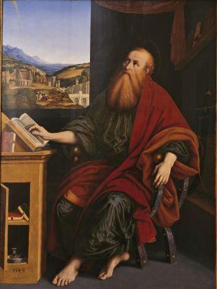 Gaudenzio Ferrari, San Paolo, 1543 © Lyon MBA. Photo Alain Basset