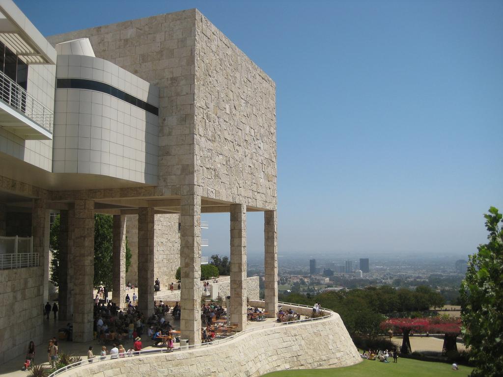 Getty Center, Los Angeles. Richard Meier & Partners