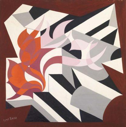 Giacomo Balla, Idealfiamma, 1929. Collezione Roberto Casamonti, Firenze