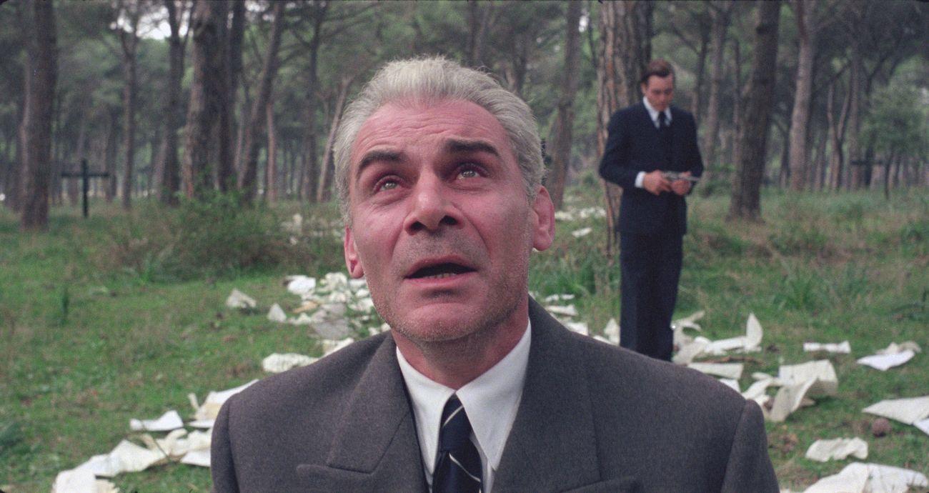 Gian Maria Volonté il Presidente in Todo modo di Elio Petri (1976)