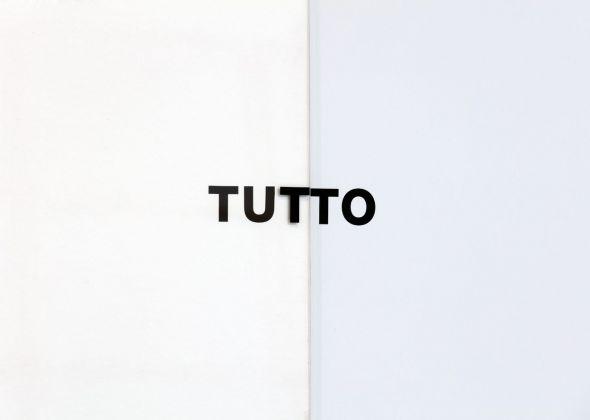 Giovanni Anselmo, Tutto, 1971-72. Courtesy Magazzino Italian Art. Photo Marco Anelli © 2018