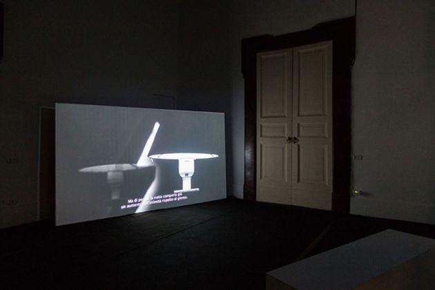 Giovanni Giaretta. Variations on a Nightshift. Installation view at Galleria Tiziana Di Caro, Napoli 2018. Photo Danilo Donzelli
