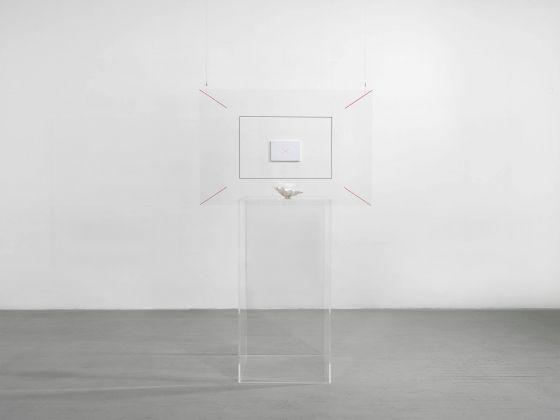 Giulio Paolini. Rinascita di Venere. Installation view at Galleria Alfonso Artiaco, Napoli 2018
