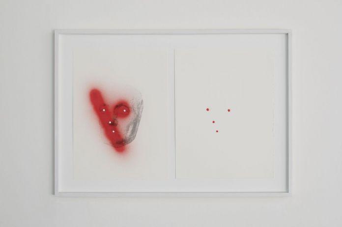 Giuseppe De Mattia, Fotografia come matrice del mio segno (Testa abruzzese), 2017