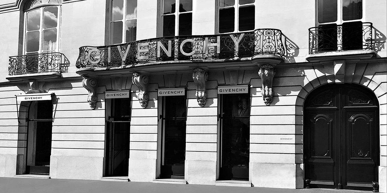 Givenchy a Parigi