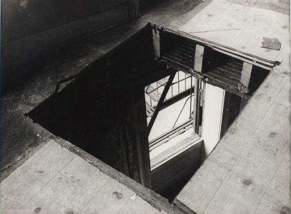 Gordon Matta-Clark, Bronx Floors, 1973