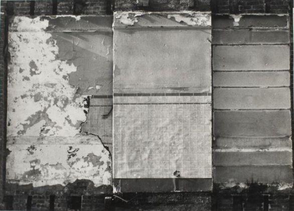 Gordon Matta-Clark, Walls, 1972