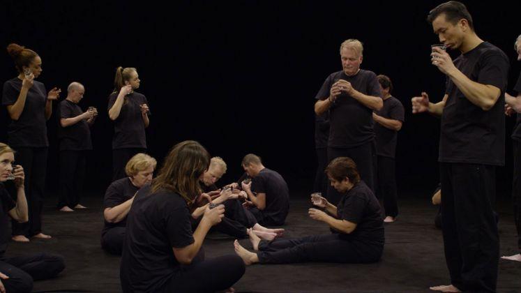 Guido van der Werve, Nummer zestien, the present moment, Amsterdam, 2015. Courtesy Monitor, Roma-Lisbona