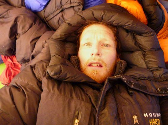 Guido van der Werve, Portait of the artist as a mountaineer