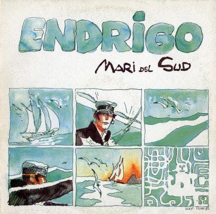 HUGO PRATT SERGIO ENDRIGO – Mari del Sud (Fonit Cetra, 1982)