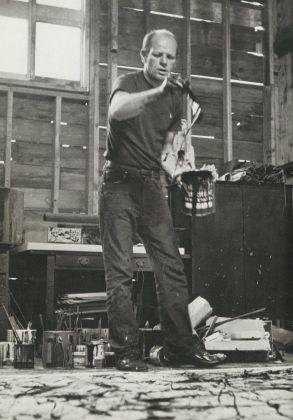 Hans Namuth, Jackson Pollock, 1950