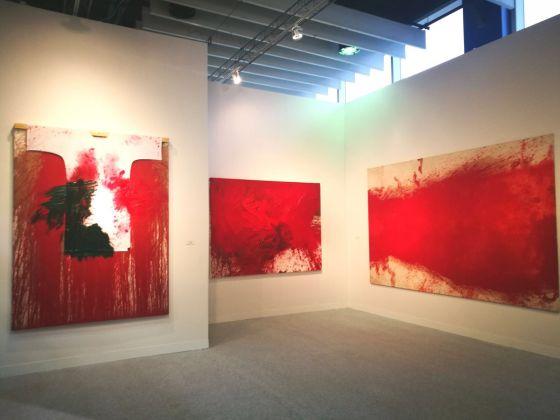 Mark Strauss Gallery, New York
