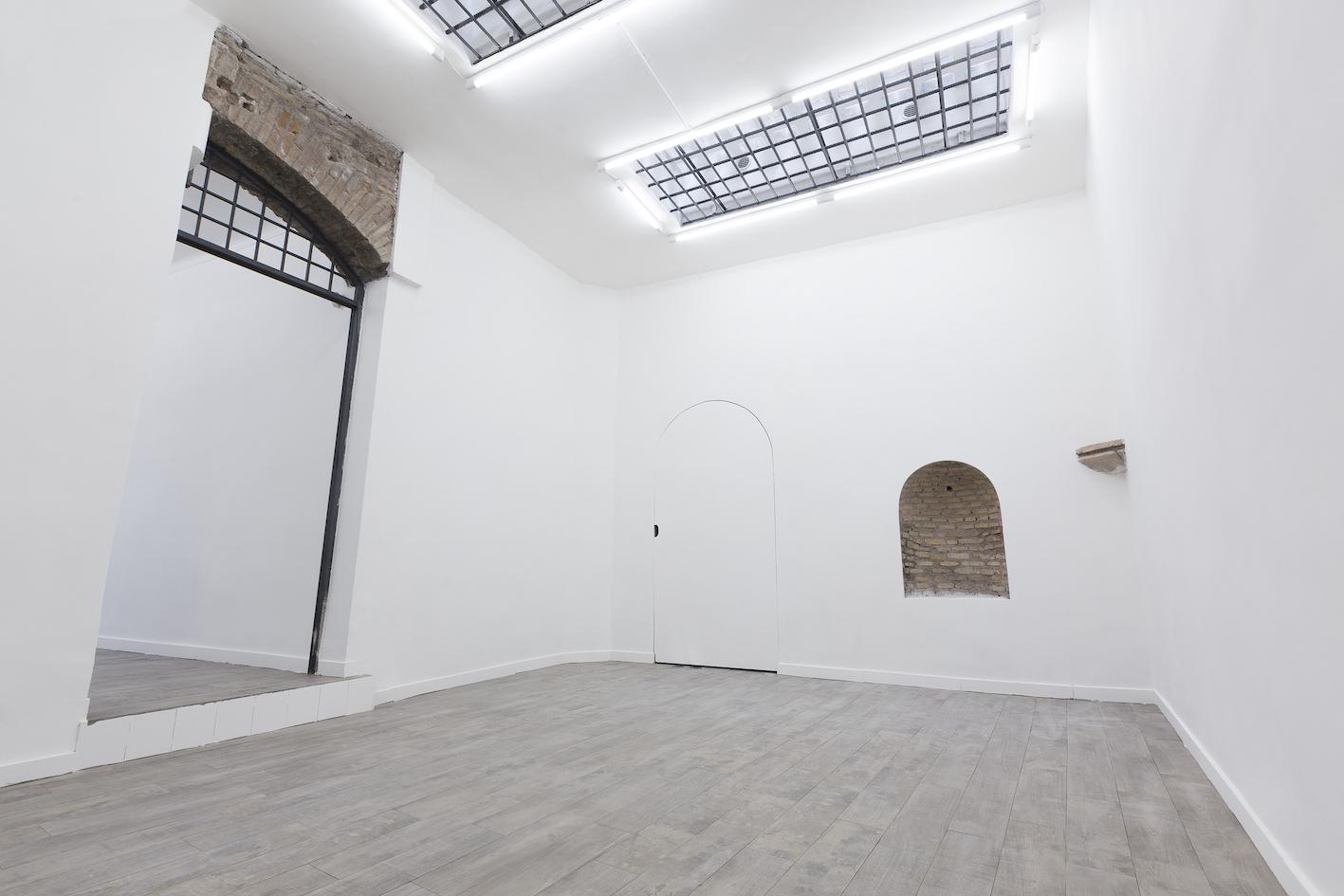 I nuovi spazi della White Noise Gallery. Ph. Arianna Bonelli