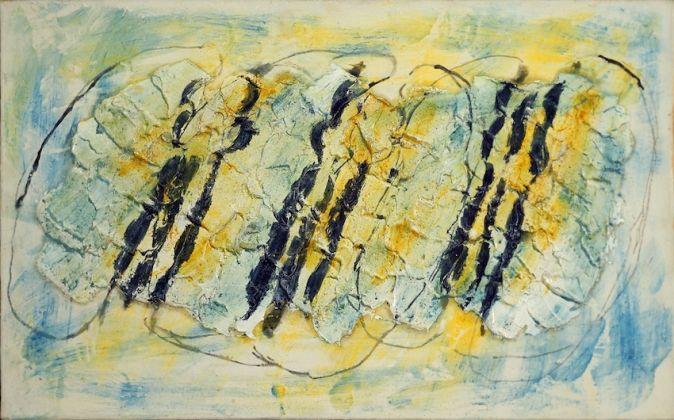 Jean FAUTRIER, Les trois têtes, vers 1954, Collection particulière, Paris, Courtesy Galerie Applicat Prazan, Paris © Adagp, Paris, 2017