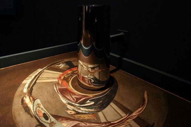 Jean François Niceron. Curiose Riflessioni. Installation view at Palazzo Barberini, Roma 2018. Photo Alberto Novelli
