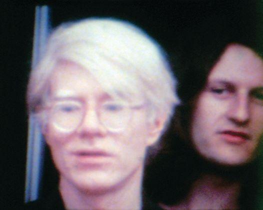 Jonas Mekas, Andy Warhol and Michel Auder Birth of a Nation, 2008
