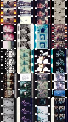 Jonas Mekas, In an Instant It All Came Back to Me, 2015. Courtesy the artist & APalazzo Gallery