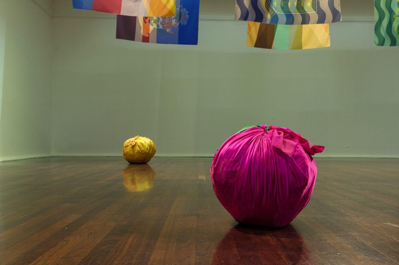 Kimsooja, Bottari, 2018. Courtesy PICA – Perth Institute of Contemporary Arts. Photo Alessandro Bianchetti