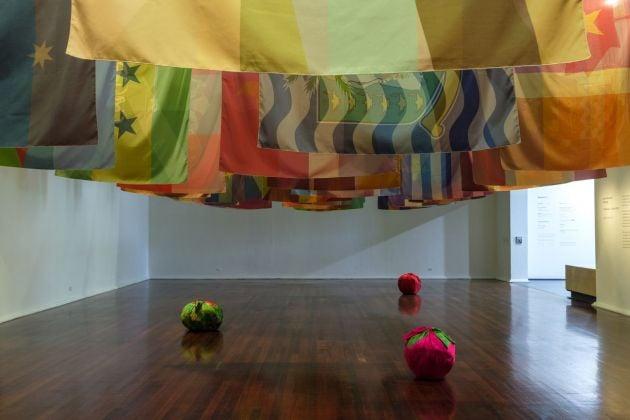 Kimsooja, To Breathe – Zone of Nowhere, 2018. Installation view at PICA – Perth Institute of Contemporary Arts. Photo Alessandro Bianchetti