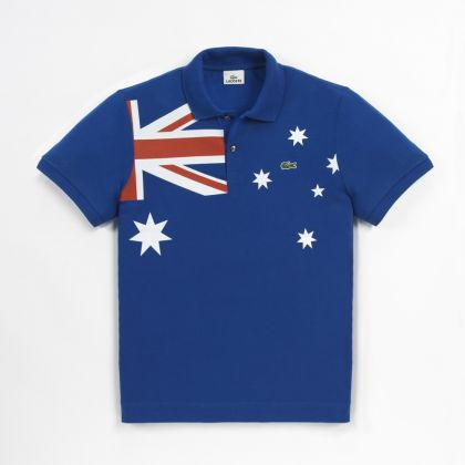 Lacoste Flag Capsule Collection, Australia