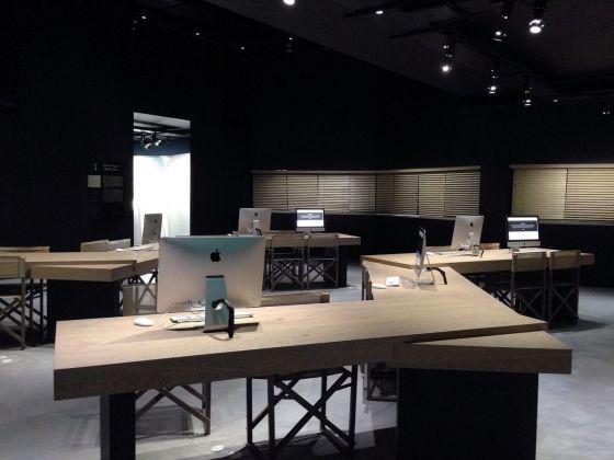L'archivio digitale dell'Armani Silos a Milano