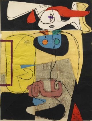 Le Corbusier, Taureau, 1960. Collezione Roberto Casamonti, Firenze