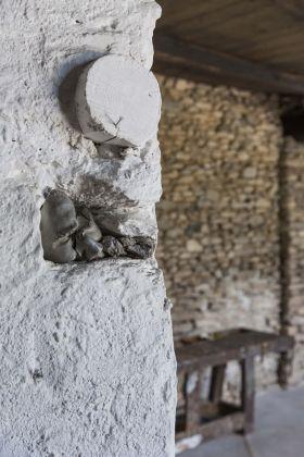 Lo studio mulino di Hilario Isola a Bagnolo
