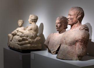 Marino Marini. Passioni visive. Installation view at Peggy Guggenheim Collection, Venezia 2018. Photo Matteo de Fina